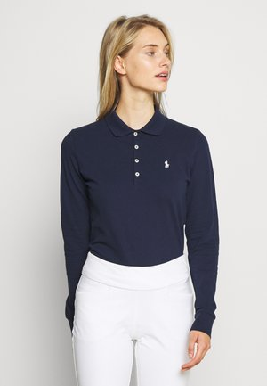 KATE LONG SLEEVE - Polo shirt - french navy