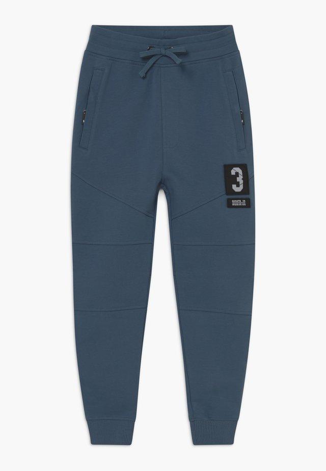 PASSAY - Spodnie treningowe - steel blue