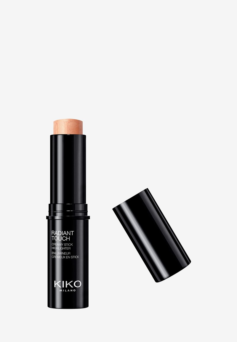 KIKO Milano - RADIANT TOUCH CREAMY STICK HIGHLIGHTER - Highlighter - 102 golden biscuit
