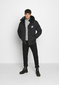 Kings Will Dream - MILFORD PUFFER JACKET - Winterjas - black - 1