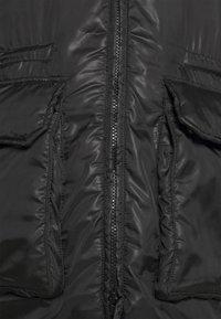 Weekday - MARTINE PUFFER - Winter coat - black - 6