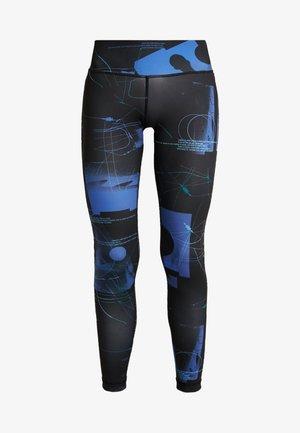 Legging - cobalt