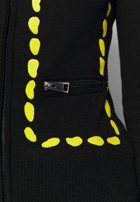 Rossignol - INDI FULL ZIP - Zip-up hoodie - black - 6