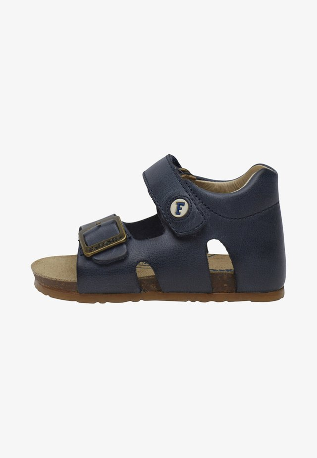 BEA - Baby shoes - blue