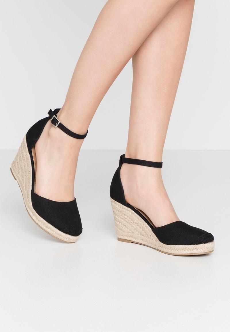 Rubi Shoes by Cotton On - FLORENCE CLOSED TOE  - Hoge hakken - black