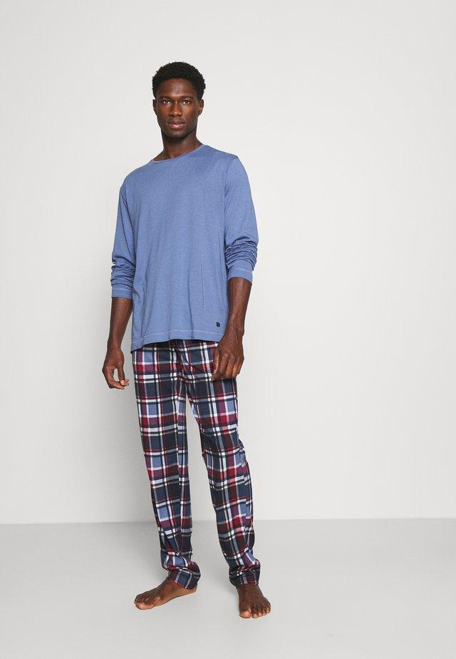 Pyžamo - blue/red