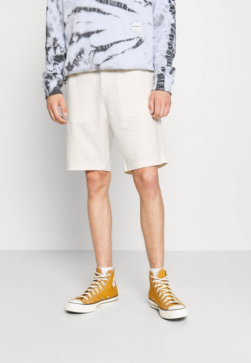 Scotch & Soda - FAVE BEACH  - Shorts - offwhite