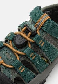 Keen - NEWPORT H2 - Walking sandals - green gables/wood thrush - 5