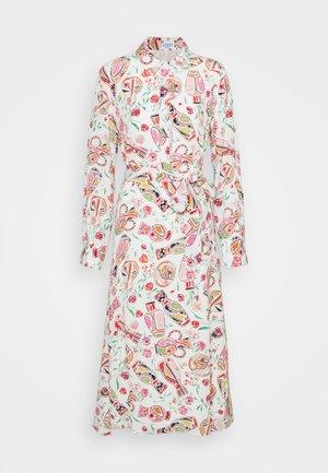 ROSALINDA - Shirt dress - clair