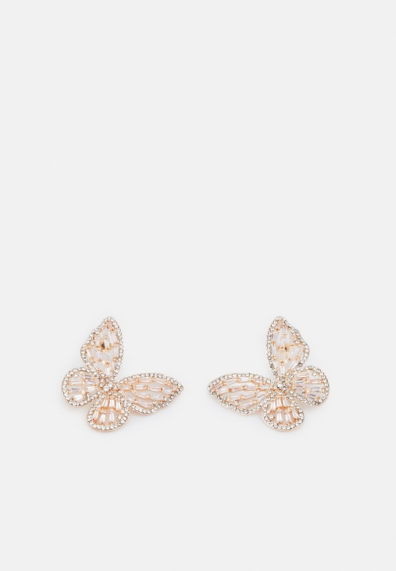 ALDO - DISTELSEE - Earrings - rose gold-coloured