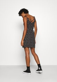 Even&Odd - Jersey dress - black/white - 2