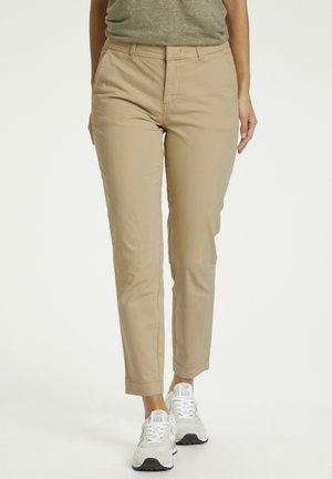 Pantalones chinos - safari