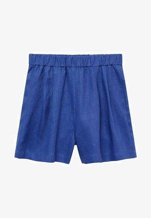 Shorts - blauw