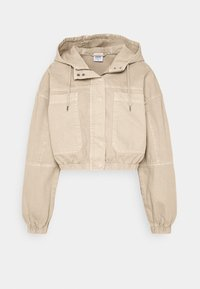 BDG Urban Outfitters - JARED UTILITY JACKET - Denim jacket - beige - 4