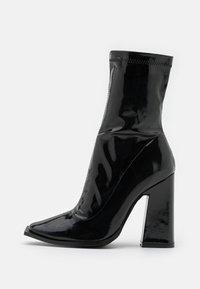 Koi Footwear - VEGAN  - Ankelboots med høye hæler - black - 1