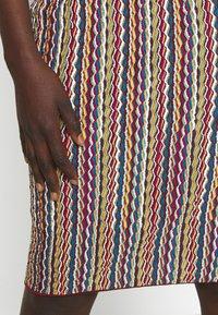 M Missoni - Pouzdrová sukně - multicolor - 5