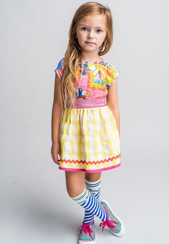 DIXMONT - A-line skirt - unico