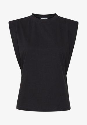 IXTILLE - T-shirts basic - black