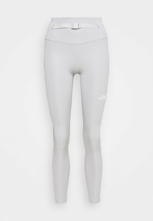 ACTIVE TRAIL HIGH RISE WAIST PACK - Tights - tin grey
