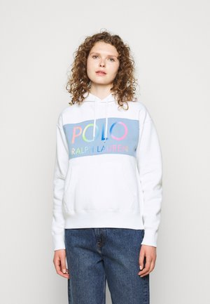 SEASONAL - Sweatshirt - white