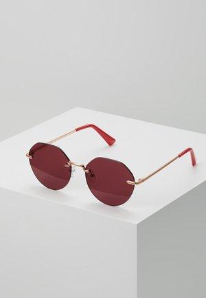 Zonnebril - red