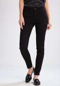 Kaffe - VERA - Trousers - black deep - 0