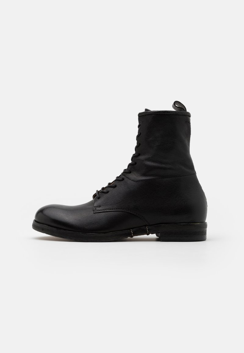 A.S.98 - ACTON - Lace-up ankle boots - nero