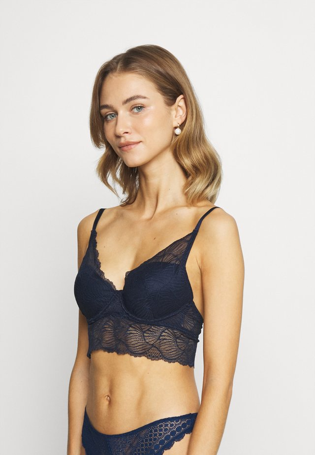 ESPERIA - Push-up podprsenka - darkblue