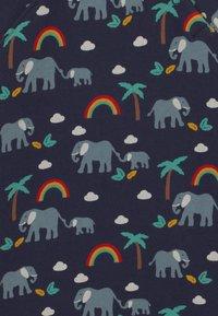 Frugi - REX RAINBOW AND ELEPHANT UNISEX - Sweatshirt - indigo - 2