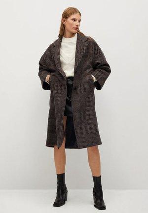 GAUGUIN - Classic coat - braun