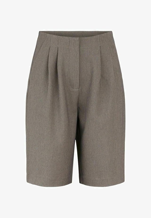 Shorts - grey melange