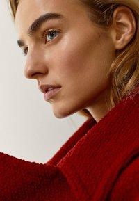 Massimo Dutti - Classic coat - red - 4