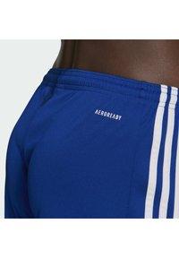 adidas Performance - SQUADRA - Sports shorts - royblu/white - 4