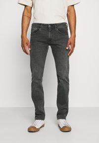 Pepe Jeans - CASH 5 PKT - Jeansy Slim Fit - grey denim - 0