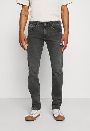 CASH 5 PKT - Slim fit jeans - grey denim