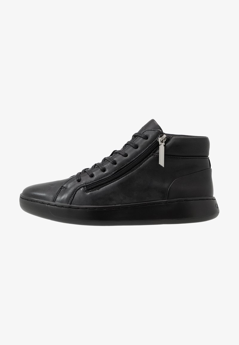 Calvin Klein - FRANSISCO HIGH TOP LACE UP - Sneakersy wysokie - black