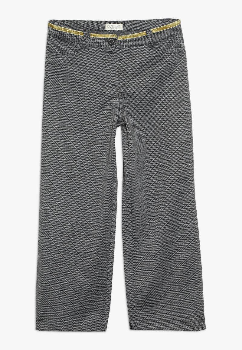 OVS - Tygbyxor - grey