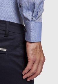 Bruun & Stengade - MALCOM - Zakelijk overhemd - blue - 3