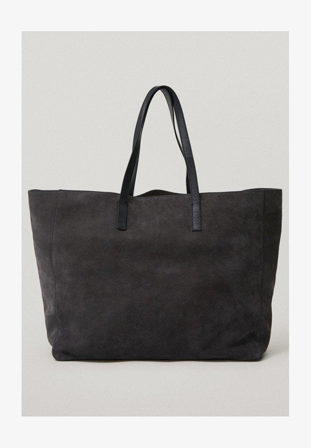 Handtas - grey