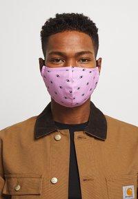 Even&Odd - 3 PACK - Látková maska - multi/lilac - 3