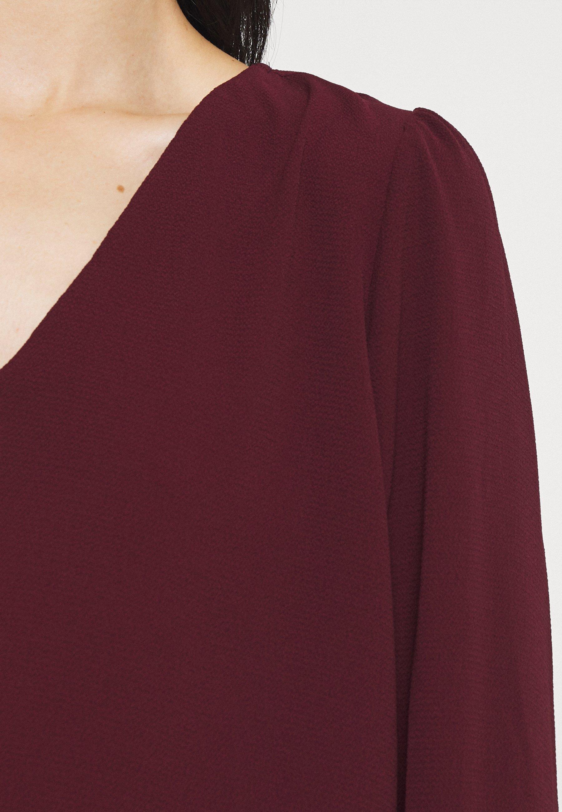 Women VMSAGA V NECK - Long sleeved top
