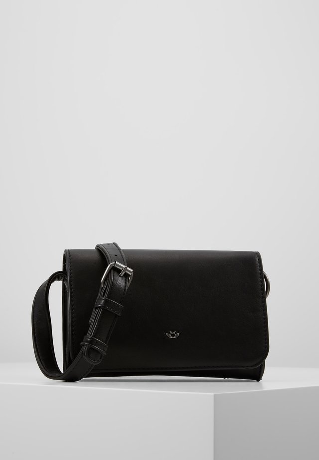 POSHBAG - Schoudertas - black