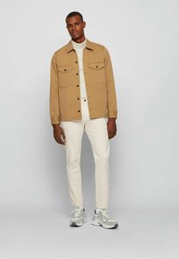 BOSS - TROLLFLASH - Long sleeved top - natural - 1