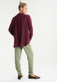 Selected Femme - SFDYNELLA - Blouse - mauve wine - 2