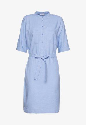 DRESS - Shirt dress - light blue