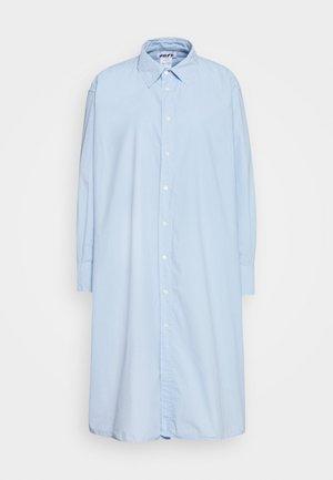 FREE - Button-down blouse - blue