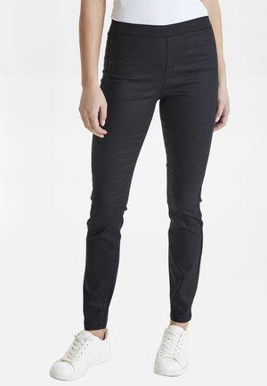PZNOHO - Leggings - Trousers - black