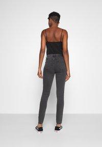 Noisy May - NMCALLIE BREAK - Jeans Skinny Fit - grey denim - 2