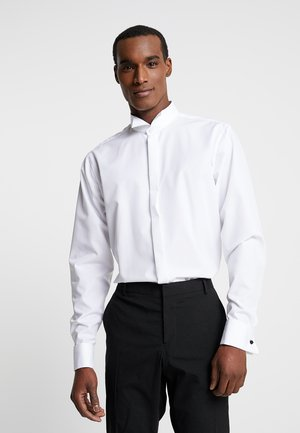 SHAPED FIT - Zakelijk overhemd - weiß