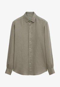 Massimo Dutti - Shirt - grey - 2